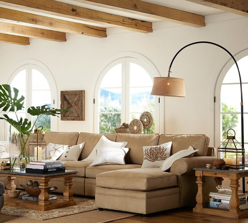 Choosing These Nifty Pottery Barn Living Room Ideas to