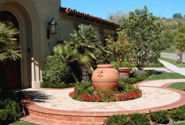 enlarging small front yard