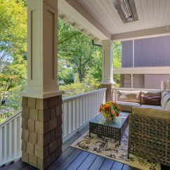 Living Room Ideas With Dark Wood Furniture Rooms Light Grey Sofas Add A Comfort Zone In Your Front Porch These Fabulous ...