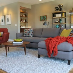 Brown Leather Sofa On Grey Carpet How To Clean Your Cloth Make Guests Impressed With These Fabulous Mid Century ...