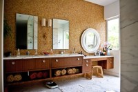 Beautiful Vanity with Makeup Counter for Ladies | Decohoms