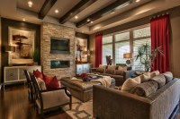 Impressive Brown Living Room Options For Your Home | Decohoms