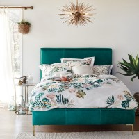 Art Deco Bed Linen - Home Safe