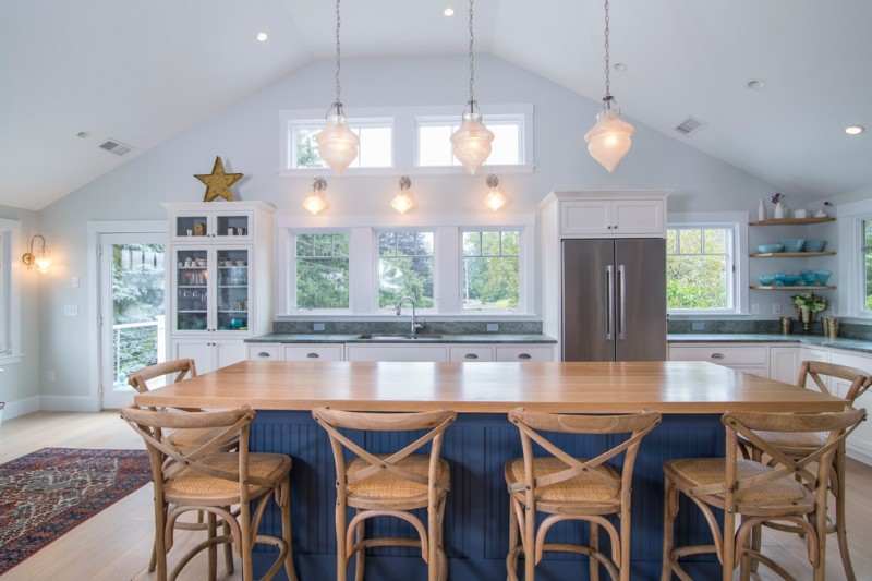 Remarkable Nautical Kitchen Ideas To Be Mesmerized By Decohoms