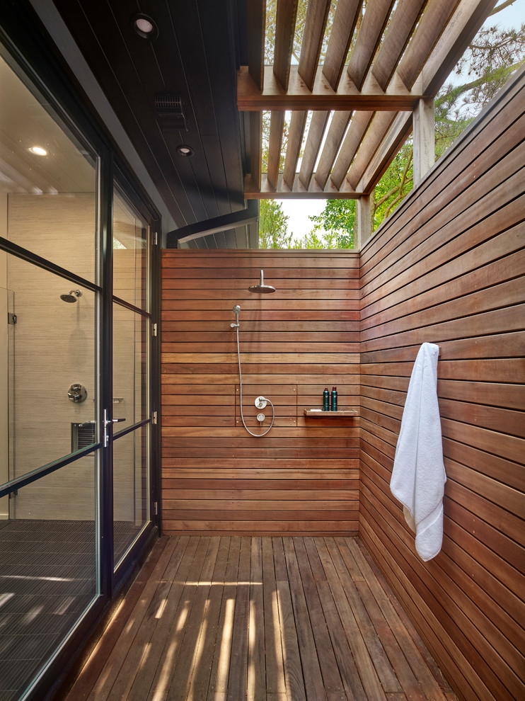 Trendy Outdoor Bathroom Ideas To Be Inspired By Decohoms