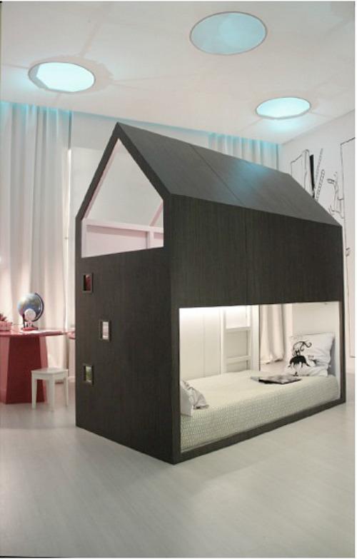 Proyecto transformacin cama Kura de Ikea