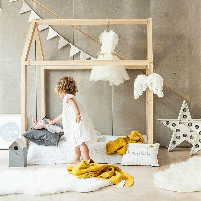 Camas Infantiles  Camas para nias nios bebs y juveniles