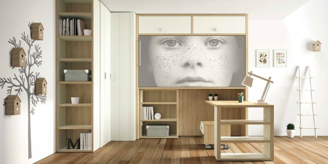 Muebles juveniles by Lagrama