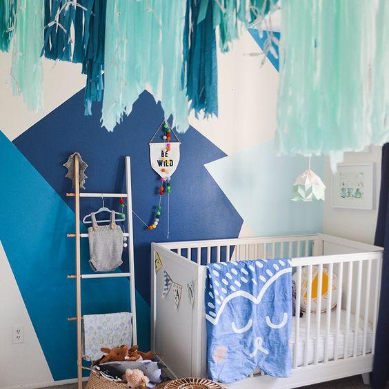 Ideas para pintar paredes infantiles  DECOIDEASNET