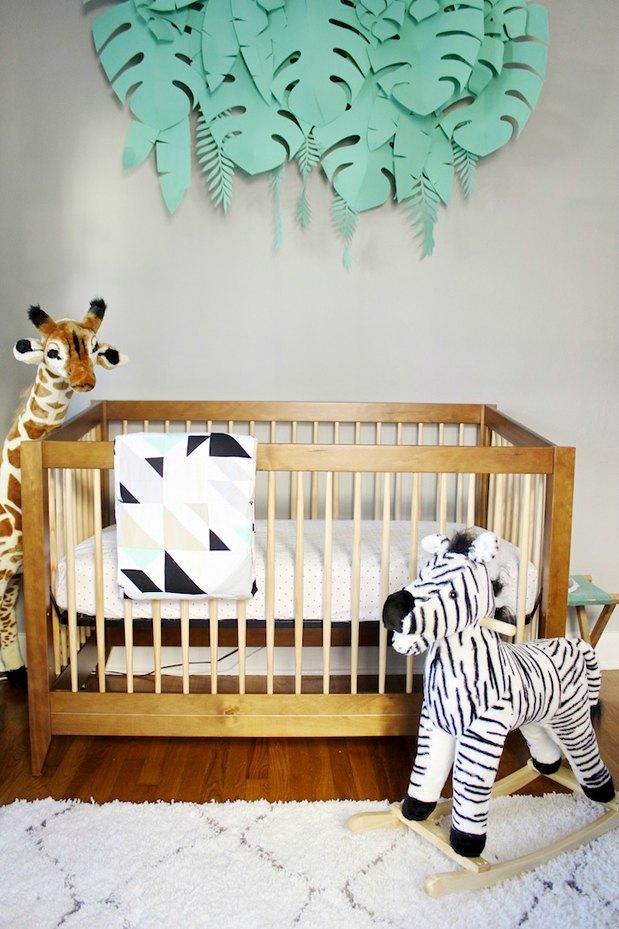 Decoracin Safari para el beb Decoracin bebs Decoideasnet