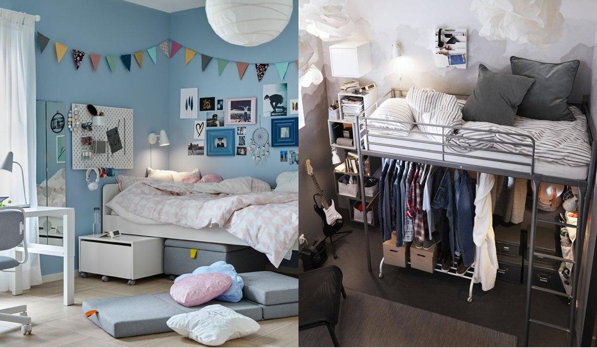 Inspiraci 243 N Dormitorios Juveniles Ikea 2018 Decoideas