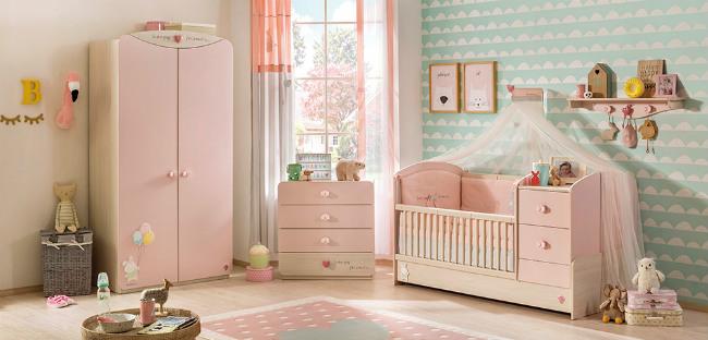 Baby Girl muebles para habitacin de beb nia