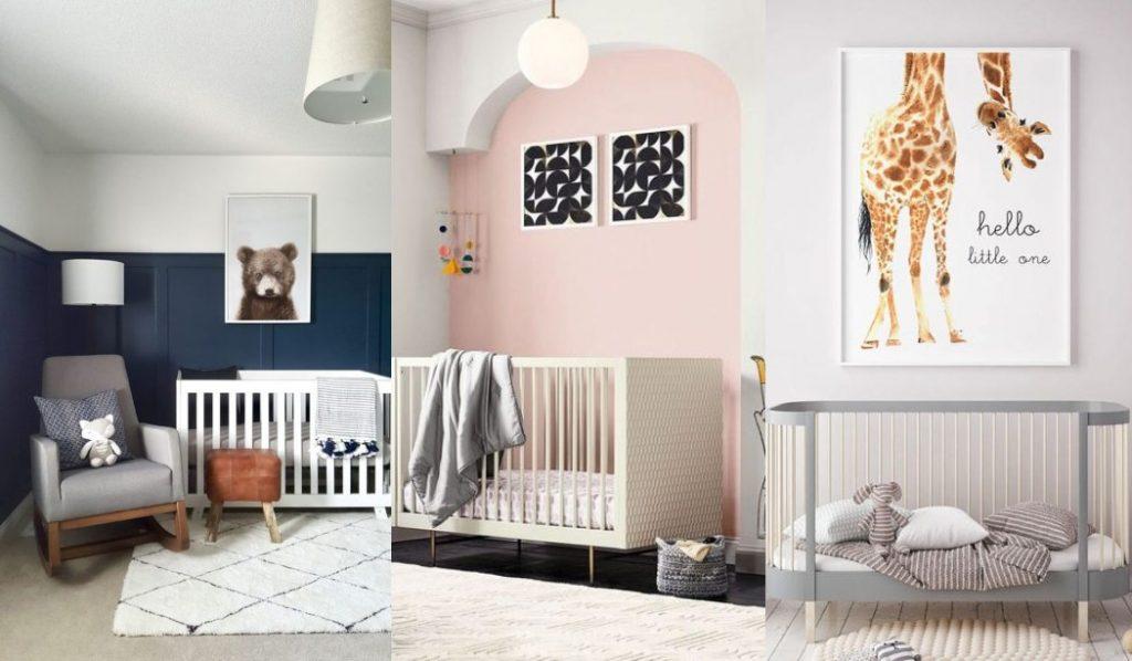 Colores para habitaciones de bebs 2018  ltimas Tendencias