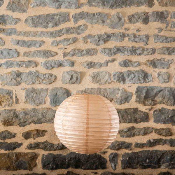 Location-Boule-chinoise-35cm-saumon-3exemplaires