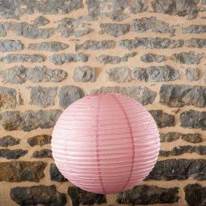Location-Boule-chinoise-50cm-rose-poudre-8exemplaires