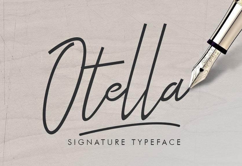 50 Best Useful Signature  Handwritten Fonts  DecoloreNet