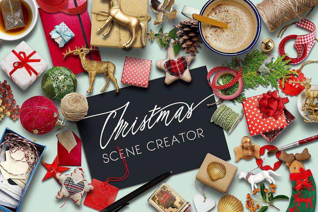 40 Creative Mockup Scene Creators You Will Love