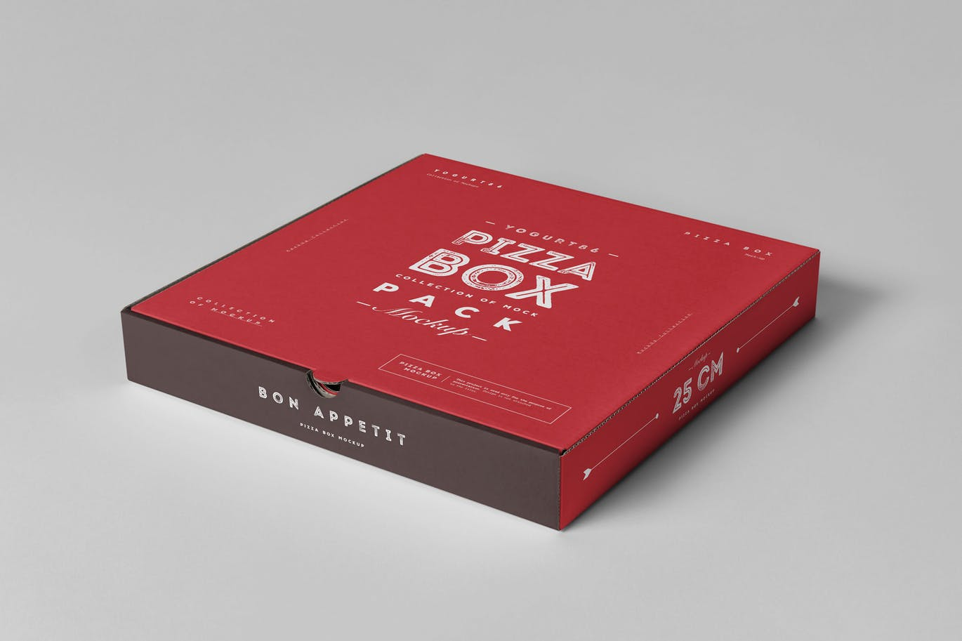 30 pizza box packaging