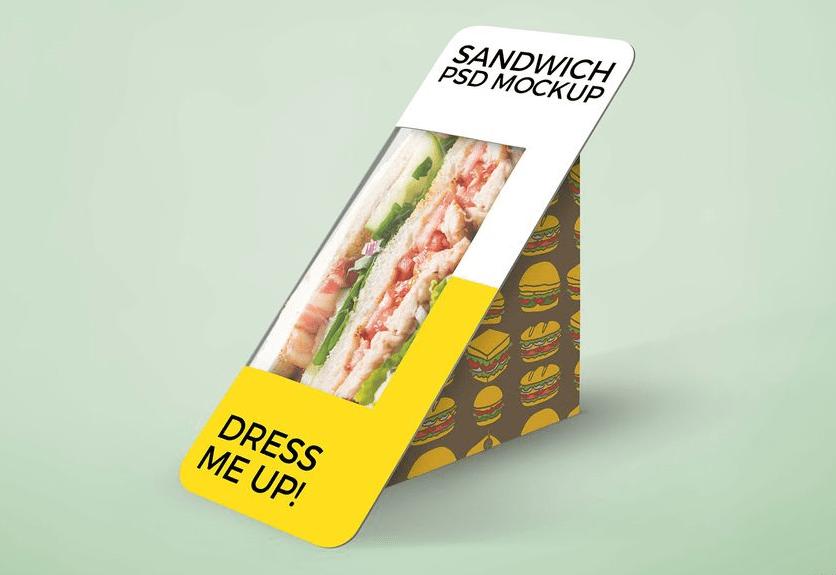 15 Best Sandwich & Bread Packaging Mockups Decolore Net