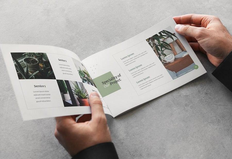 You found 588 a5 landscape brochure graphics, designs & templates from $4. 30 Perfect Landscape Brochure Psd Mockup Templates Decolore Net