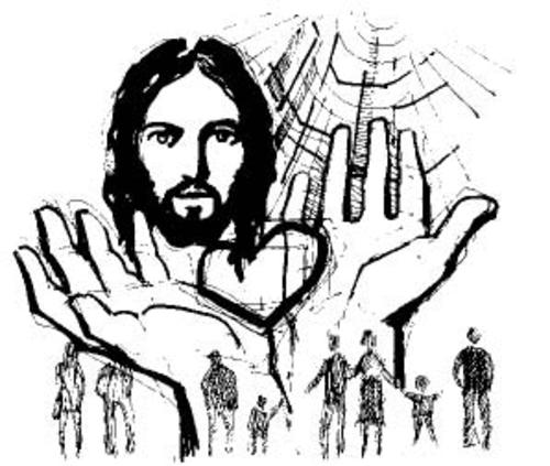 Jesus Christ Son Of God Clip Art