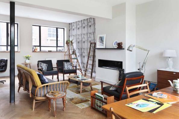 Fine Vintage Deco Inspiration For Eco Friendly Interiors