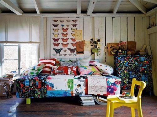 Decoración de interiores Ikea y... ¡Viva el eclecticismo! 1