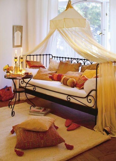 Nuevas ideas para camas con dosel decomanitas for Ideas camas
