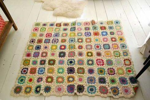 ideas en crochet para decorar la casa 1