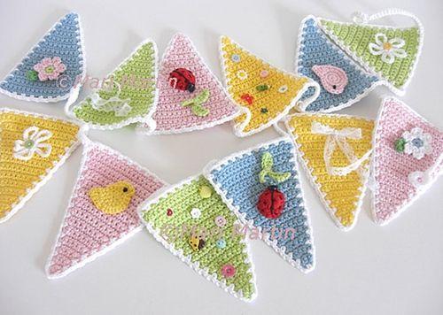 ideas en crochet para decorar la casa 6