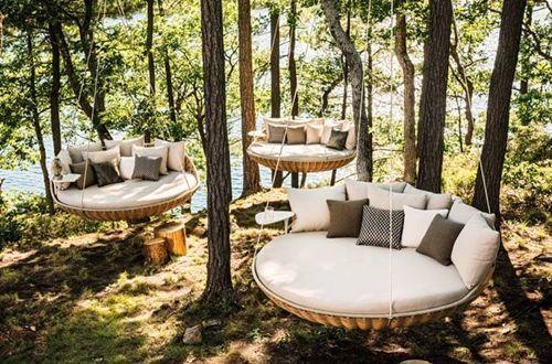 muebles de exterior que inducen el descanso 1