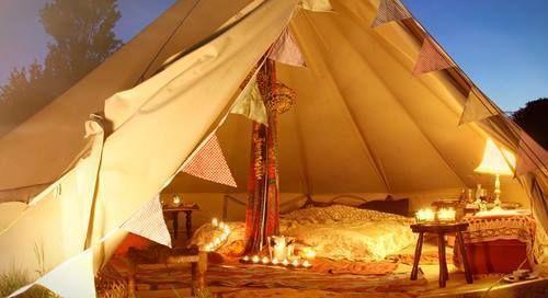 ideas decoración camping vintage 12