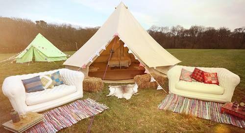 ideas decoración camping vintage 16