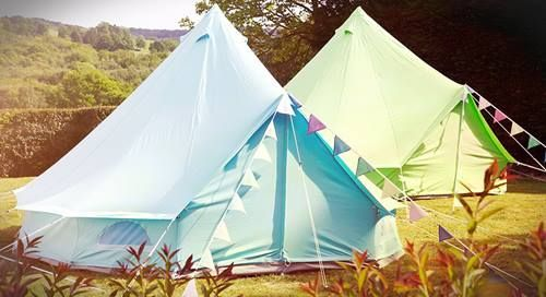 ideas decoración camping vintage 4