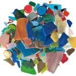 Trabajo fácil para decorar con mosaico