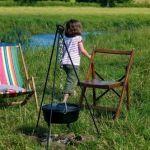 Idea de decoración para exteriores ¡el picnic es tendencia! 11