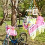 Idea de decoración para exteriores: ¡el picnic es tendencia!