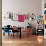 Colocar cuadros para decorar paredes de forma original 4