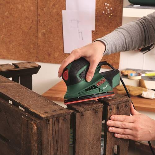 Mueble para barbacoas DIY hecho con cajas de madera 4