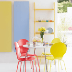 Nuevos colores en decoracion para interiores de casa 6