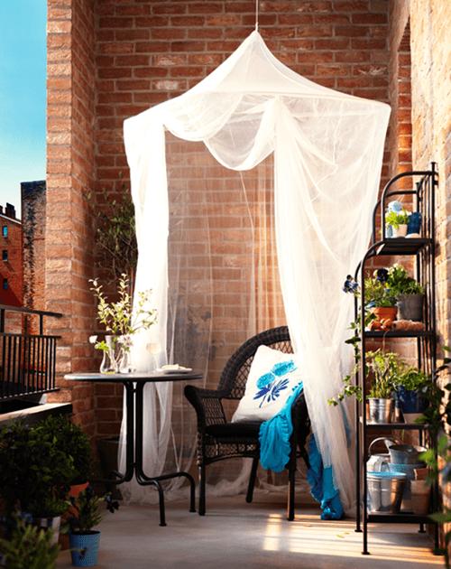 ❀ Ideas para decorar terrazas y balcones ❀  3