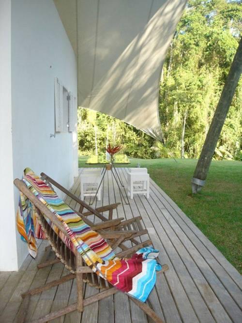 Crear un salón al aire libre 2