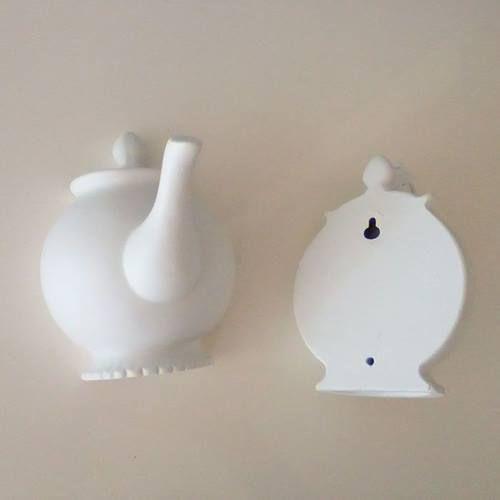 Inusitados usos para teteras de porcelana en decoración vintage 9 (2)