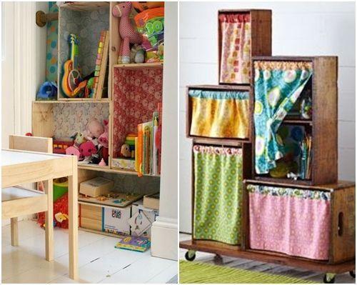 Decorar cajas de madera para habitaciones infantiles for Cuarto para las 8