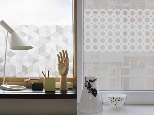 Vinilos adhesivos para decorar ventanas decomanitas for Adhesivos neveras decoracion