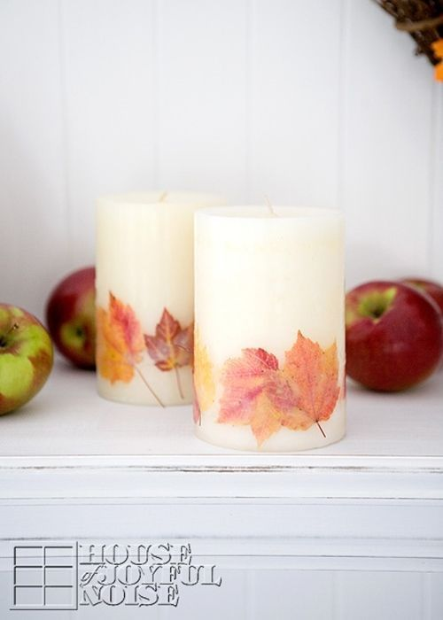 Decoracion oto o archivos decomanitas for Como hacer velas decorativas