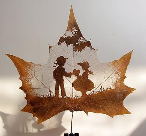 ideas originales de decoracion para interiores de casas en otoño 11