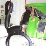 Ideas originales para decorar reciclando habitaciones de niños