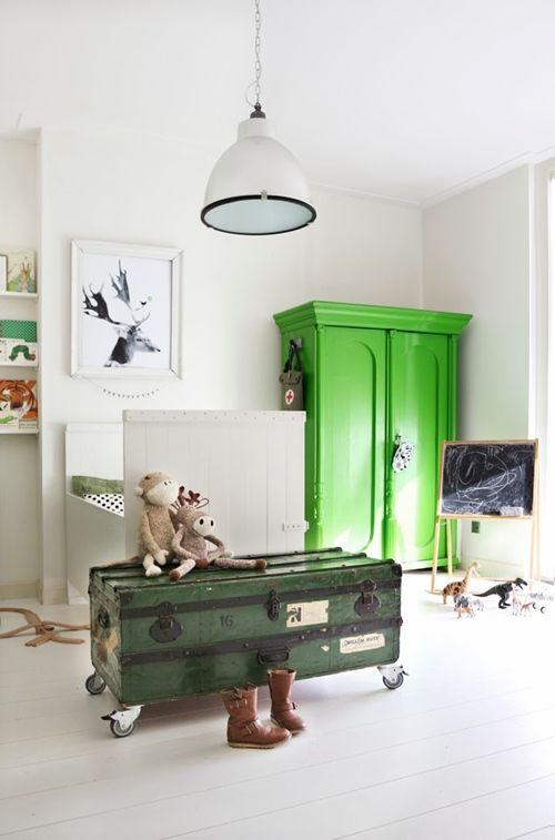 Ideas originales para decorar reciclando habitaciones de niños 4