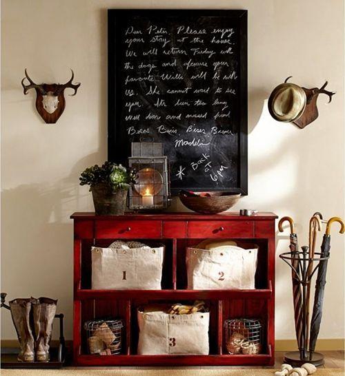 Ideas para decorar paredes con trofeos de caza decomanitas for Trofeos caza decoracion